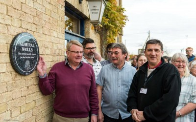 Councillor Tim Alban on the Beverley Nichols project